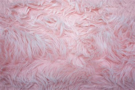 Pink Shag Fluffy Soft Furry Texture Background Tricia Pink Fluffy Lights