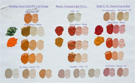 how to make skin color paint related image painting colors paint
