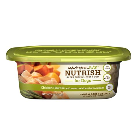 nutrish food rachael nutrish food chicken paw pie 8 oz tub shop your way