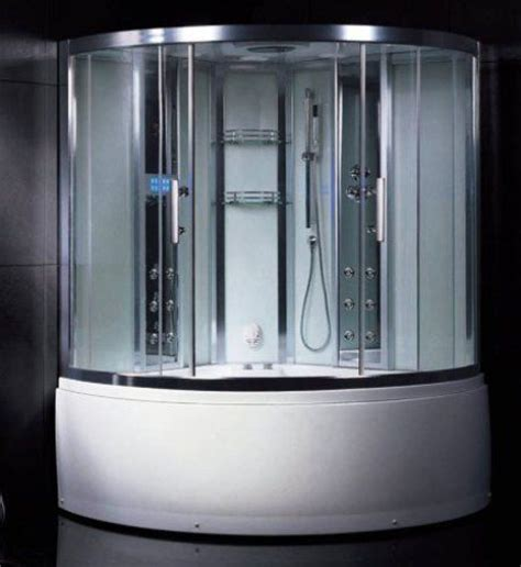 Bathtub Shower Combo Units by Wasauna Novara Steam Shower Tub Combination Unit 2