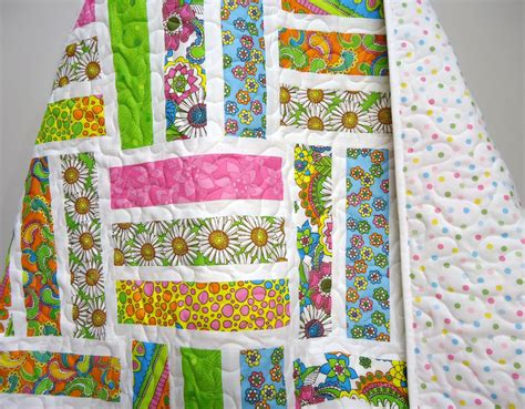 girls quilt bedding crib quilt baby quilt girl baby bedding modern baby
