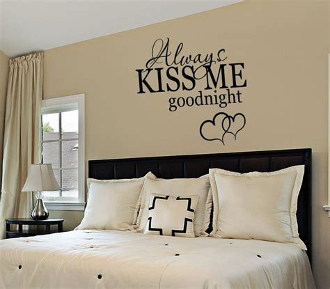 wall decorating ideas for bedrooms 17 best bedroom wall quotes on bedroom signs