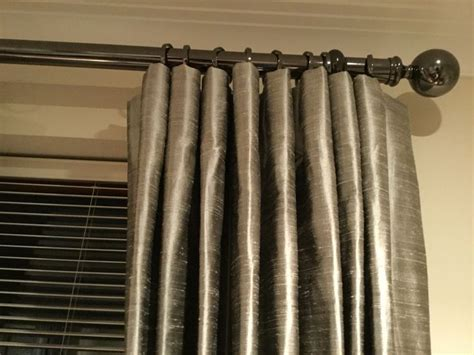 cartridge pleat curtains 1000 images about curtains on pinterest french grey
