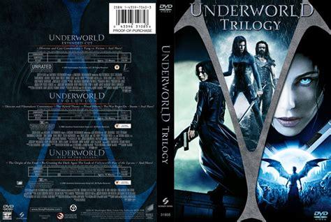 film underworld trilogy underworld trilogy movie dvd scanned covers underworld