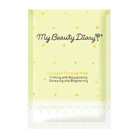 My Diary Collagen Firming Mask 5pcs my diary collagen firming mask