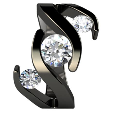 titanium engagement rings trends