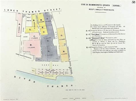 cox plans cox and hammond s quay wikipedia