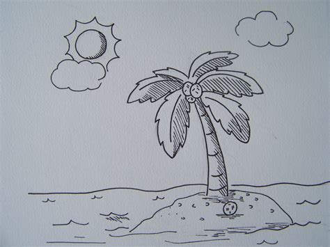 easy drawings drawings for easy landscape simple drawing easy pencil drawings of scenery