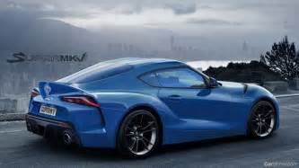 2018 Toyota Supra News Best Guess Renders Emerge Of 2018 Toyota Supra