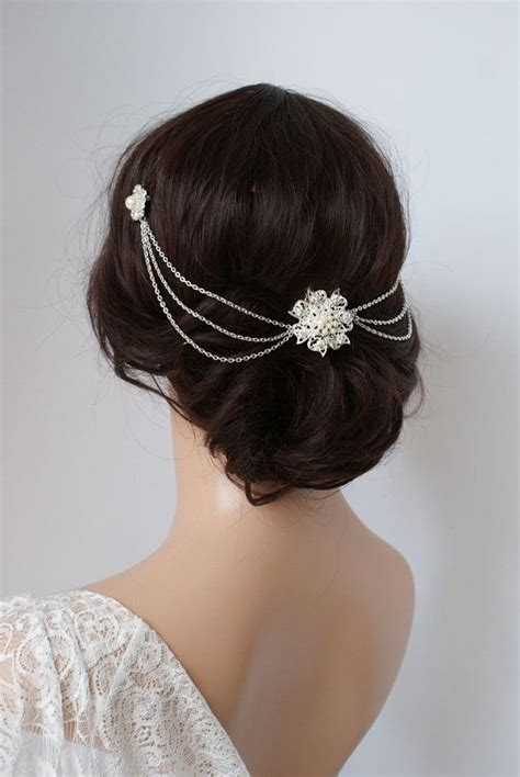 1920 bridal hair styles 25 best ideas about 1920s headpiece on pinterest