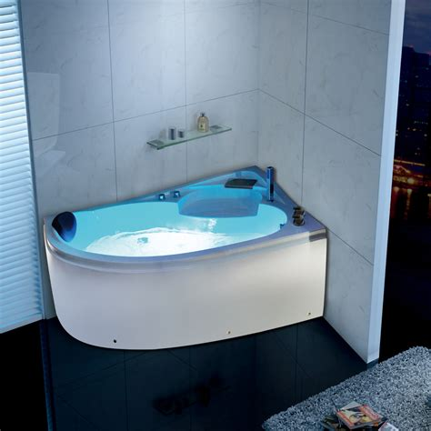 eckbadewanne mit whirlpool tronitechnik whirlpool badewanne 2 personen wanne
