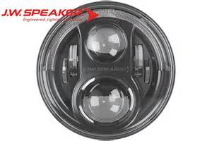 Led Jeep Jk Headlights Free Shipping On Jw Speaker Evolution J 8700 Led Wrangler