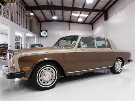 1980 rolls royce silver shadow ii only 10 265 actual