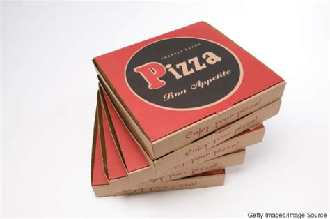 How To Make A Pizza Box Out Of Paper - you shouldn t recycle pizza boxes after all huffpost