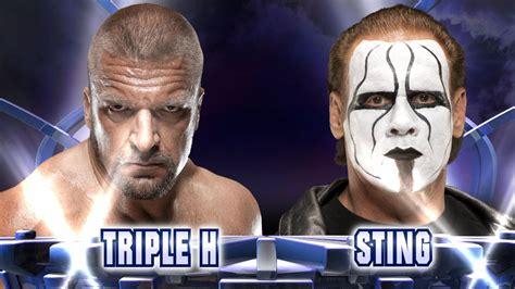 Triple H Memes - triple h vs sting