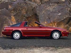 Toyota Supra 1987 Autos Of Interest 187 1987 Toyota Supra Turbo Poster