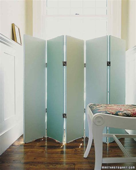 Remodelaholic 29 Creative Diy Room Dividers For Open How To Make Room Dividers
