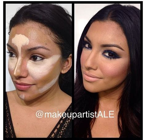 Makeup Contour contour makeup yikes looks to do