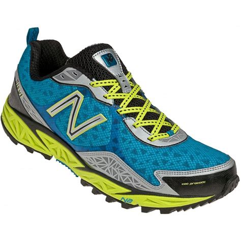 new running shoes new balance 910 trail running shoes blue green mens ebay