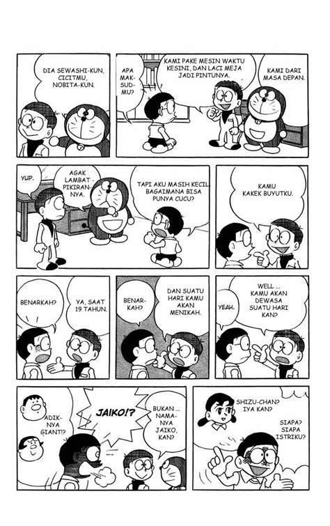 Komik Cabutan Doraemon 31 meliana sabila komik doraemon episode pertama