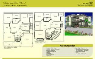 Home Map Design Ideas Pakistan House Maps Designs House Design Ideas