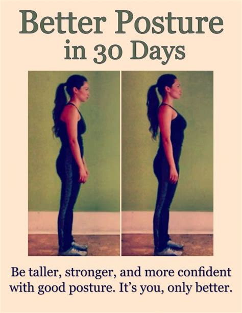better back posture 25 best ideas about improve posture on