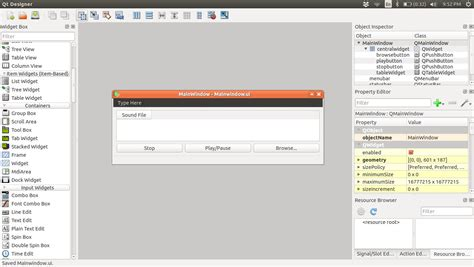 qt layout gui creating a gui with qt and python random hacks from dr c