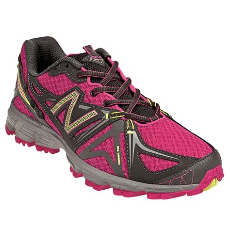 sears womens athletic shoes s wide width trail running shoe hit the trails with