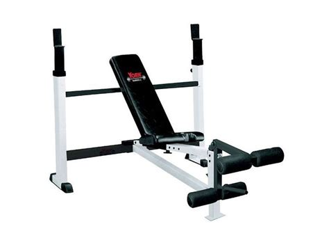 leg developer bench york fts olympic combo bench with leg developer