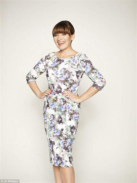 lorraine unveils clothing range for