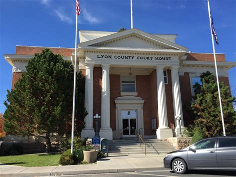 State Of Nevada Court Search File 2015 10 30 12 08 40 The Lyon County Court House On Nevada State