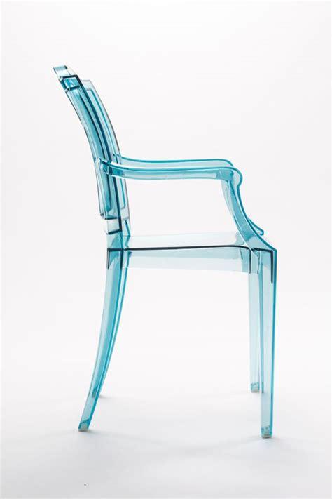 sedie ghost sedia ghost trasparente policarbonato con braccioli la16