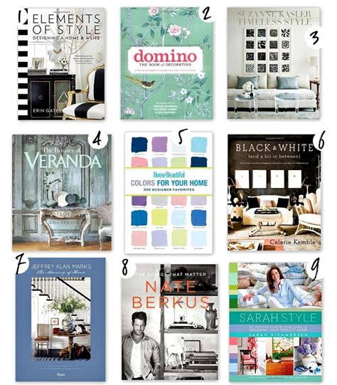 great books for interior designers my favorite things treat yourself gift guide