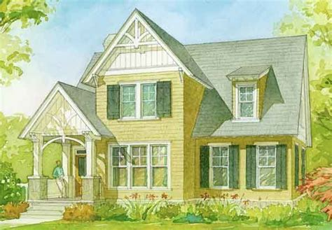 small southern house plans small house big charm ellsworth cottage plan 1351