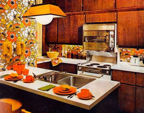 70s kitchen expo 67 lounge