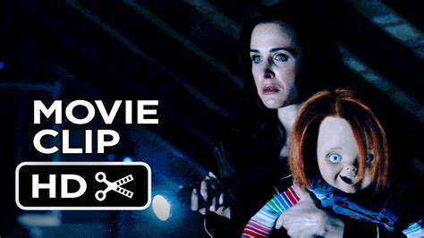 youtobe film chucky curse of chucky movie clip barb in the attic 2013