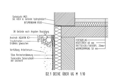 Xps Dämmung Hersteller by Perimeterd 228 Mmung Bei Ww
