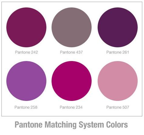 colors that match with purple pantone bedroom color combination and purple on pinterest