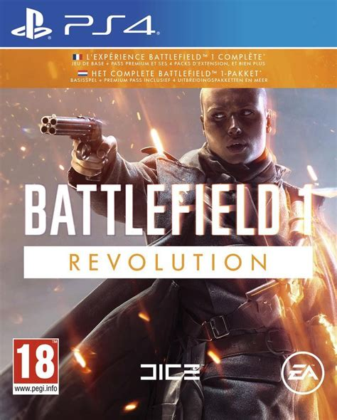 One Revolution by Battlefield 1 Revolution Edition Listed By