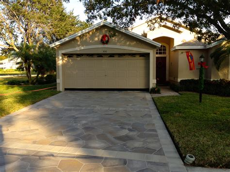 florida house design ideas concrete designs florida driveway decorating ideas