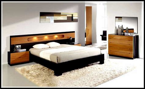 space saving bedroom furniture design for bigger look