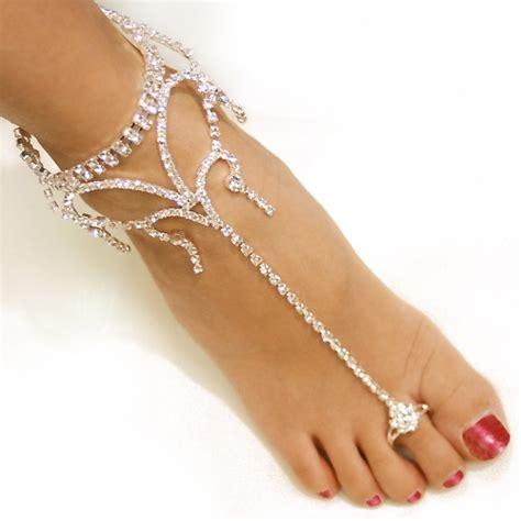 beautiful wedding foot jewelry collection nationtrendz
