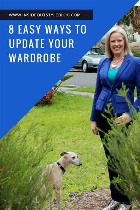 8 Ways To Update Your Look 8 easy ways to update your wardrobe inside out style