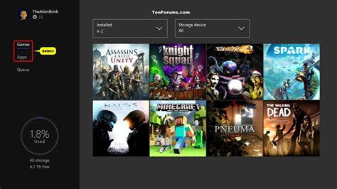 windows 10 xbox app tutorial uninstall xbox one games and apps windows 10 tutorials