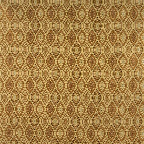 upholstery fabric sle books gold brown and ivory pointed oval brocade upholstery