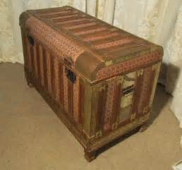 decorative travel trunks antiques atlas decorative travel trunk
