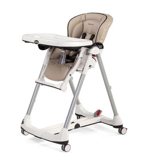chaise haute prima peg perego prima pappa best high chair in cappuccino