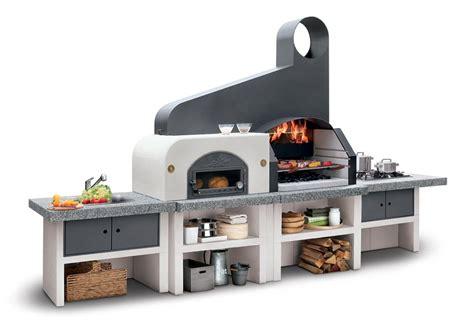 piano cottura per esterno cucine per esterno fabio rezzonico co materiali per