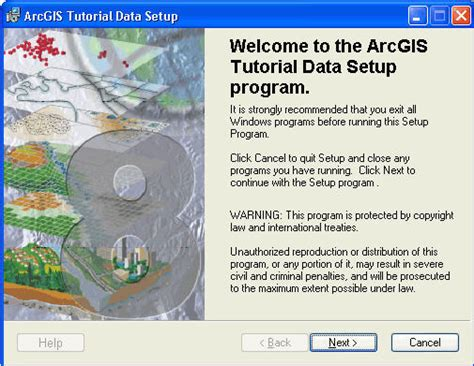 tutorial instal arcgis 10 1 arcgis tutorial data for desktop 10 1 arcgis desktop