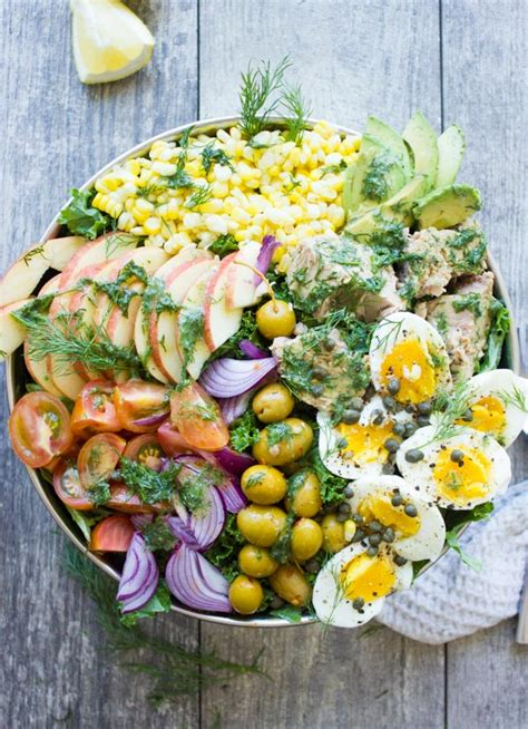 Two With Olive ultimate tuna salad recipe with olive dressing two